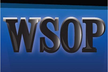Resultat WSOP Event #1-10