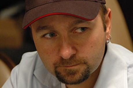 Daniel Negreanu Junta-se Equipa PokerStars
