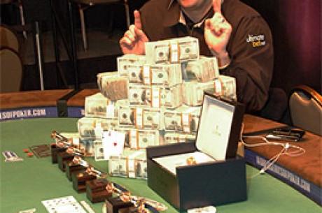 2007 WSOP – Hellmuth Faz História no Event 15 – 11 Braceletes