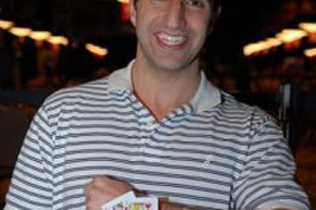 WSOP – Saro Getzoyan Ganha Evento 18, $5,000 LHE
