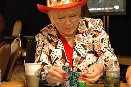 WSOP 2007 - A Hölgyek is Megméretették Magukat