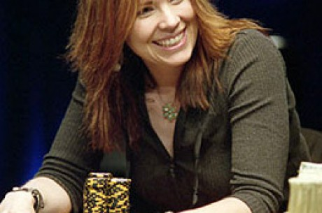 Annie Duke - Legends of Poker