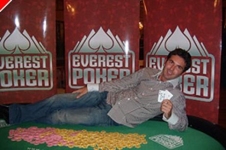 Italienische Pokermeisterschaften in San Remo - Main Event € 1.500,- No Limit Hold'em