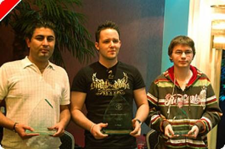 CCC AUSTRIAN MASTERS 2007 - NLH Freezeout €750 - Turnierergebnis vom 19.06.