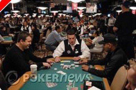 WSOP Updates – Event #31, $5,000 Heads-UP NLHE — Round of 64 Set