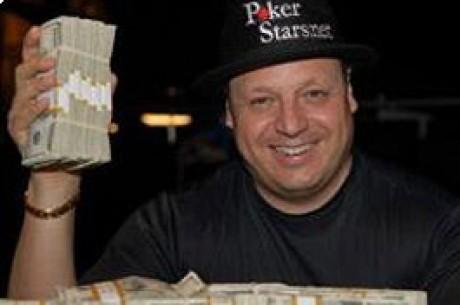 WSOP Updates – 32. podnik, $2,000 7CS — Lisandro trumfnul Frangose v 7-studu
