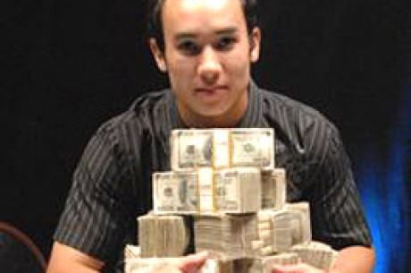 WSOP Актуално – Събитие #35, $1,500 NLHE — Young Помита Dirksen В...