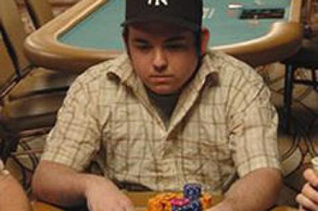 WSOPでオンラインプレーヤーが活躍 - Thayer Rasmussenn