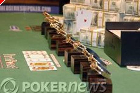 2007 WSOP Преглед, 26-ти Юни — Злато за  Goldberg, Filippi Води...