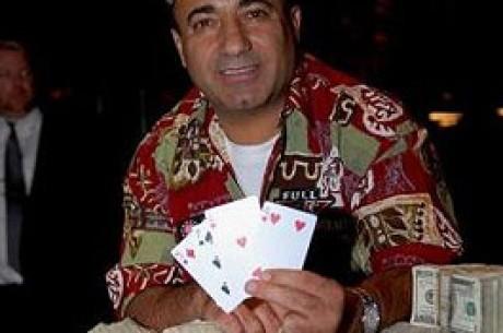 WSOP 2007 - 50,000$ H.O.R.S.E. — Freddy Deeb obtient le bracelet face à Bruno Fitoussi