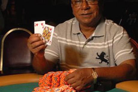 WSOP opdatering – Event #43 – Ahmad vinder guld i limitevent