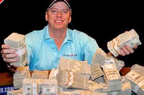 2007 WSOP Event 47 – Blair Godman Fica com o Titulo