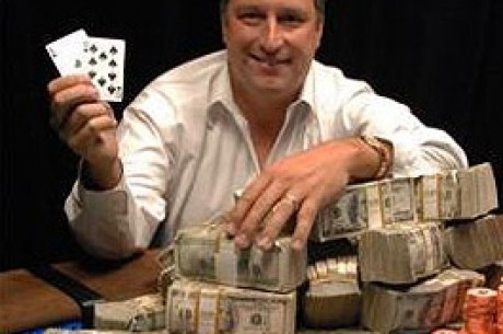 WSOP opdatering - Event #45 – Bill Edler triumferer