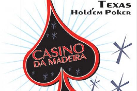 1º Torneio Texas Hold'em Poker Casino Ilha da Madeira – 28 Julho