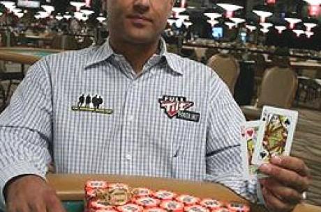 WSOP opdatering – event #53 – Ram Vaswani vinder limit shootout
