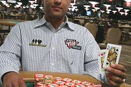 WSOP Event 53 $1500 LHE – Ram Vaswani Triunfa no Limit Shootout