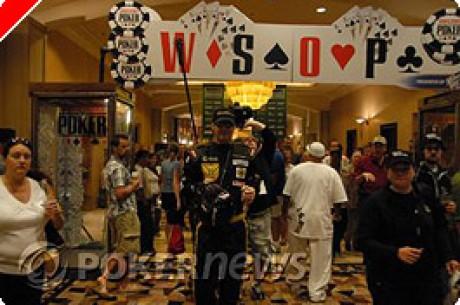 WSOP 2007 - Main Event - Az 1C és 1D napok eseményei