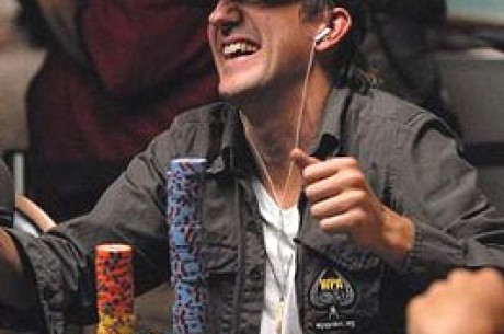 WSOP $10000 Main Event Dia 2 A – Jeff Banghart No Topo
