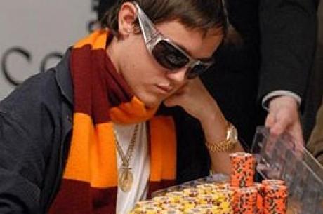 WSOP $10000 Main Event Dia 3 – Dario Minieri Está na Frente