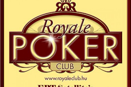 Oldd Meg Az Életed A Riveren  -  EPT Satellite's DUBLIN   -   Royale Poker Club
