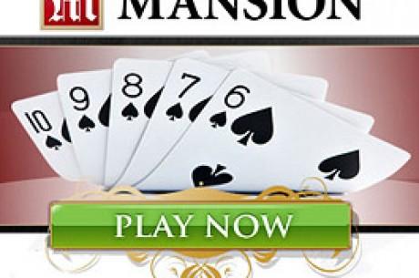 Mansion Poker - Mais Torneios com Prémios Garantidos