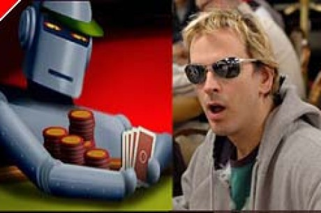Ma Kezdődik az Első Ember-Gép PókerBajnokság!