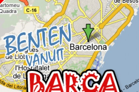 Back in Barca - Full Force!