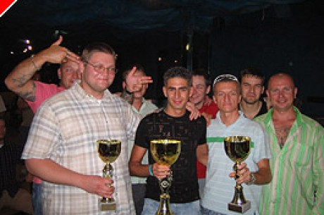 PIRATE BAY POKER CUP összefoglaló