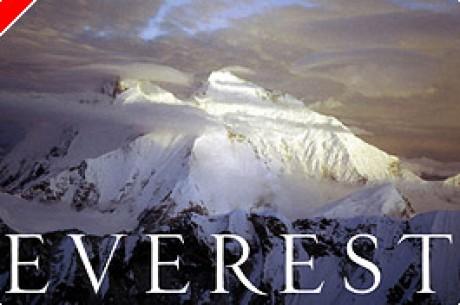 Avalanche na Everest Poker – 161 Jogadores Já Inscritos - $5,300 buy-in