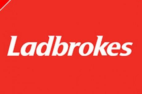 Mειωμένα τα έσοδα από το poker της Ladbrokes