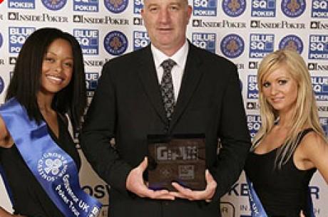 Dave Clark wins the Grosvenor UK Poker Tour: Luton