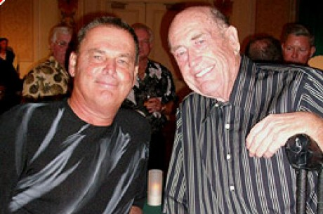 Doyle Brunson & Dewey Tomko Hold High Stakes Golf Launch Party at Venetian Last Night