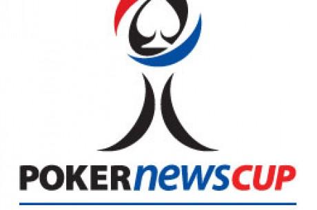 Ainda $15,000 de Freerolls Para a PokerNews Cup na Gnuf Poker!