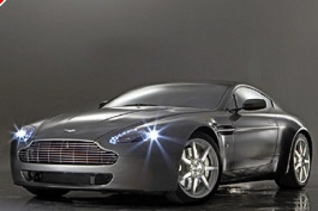 Barry Carter – Une Aston Martin V8 sur Poker Stars