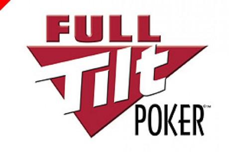FTOPS Na Full Tilt Poker - Turniej 12, Dzień 1 - Grndhg25 Prowadzi