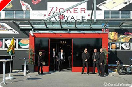 Jackpot Turniere im Poker Royale Casino