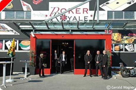 Jackpot Turniere im Poker Royale Casino