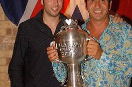 Isä ja poika voittavat NPL:n finaalipöydässä