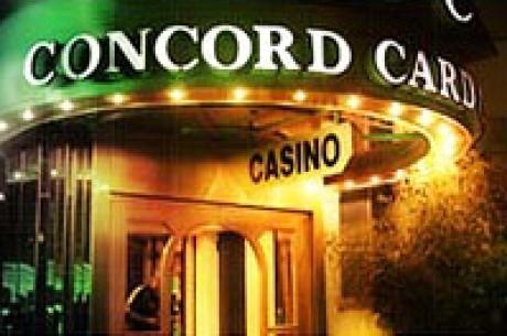 """Das """"Concord Card Casino"""" oder die """"Mutter"""" der Pokercasinos – ein..."""