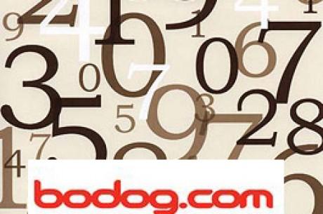 Gerador numérico da Bodog Poker recebeu Certificação