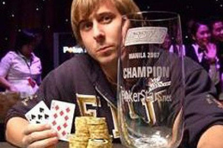 Brett Parise Wins APPT Manila Main Event