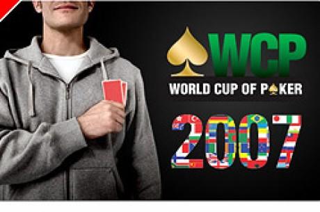 Ma kezdődik a World Cup of Poker 2007 a Casino de Barcelonában!