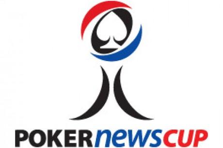 PokerNews Cup-oppdatering - en uke til full av $5.000-freeroller