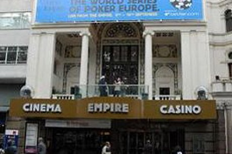 Presentación de la World Series of Poker Europea