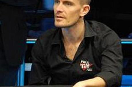 WSOPE, Evento 3 - £10,000 NLHE, Dia 2a: Gus Hansen na Liderança