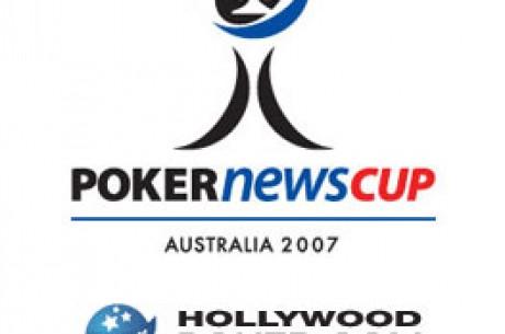 Zwei neue $5000 Pokernews Cup Australia Freerolls von Hollywood Poker