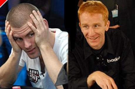Utolsóként kiesett Gus Hansen, így Matthew McCullough várja az élen a mai WSOPE Main Event...