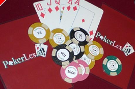Pokerles op de Ondernemersbeurs