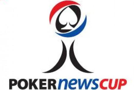 En sista $5000 PokerNews Cup freeroll hos TonyGPoker!