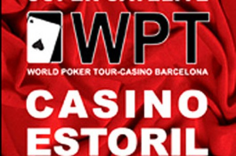Casino Estoril Inicia-se no Texas Hold'Em Poker Com Pé Direito – Super Satélite Para WPT...